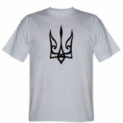 Чоловіча футболка Ukrainian trident