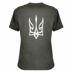 Камуфляжна футболка Ukrainian trident