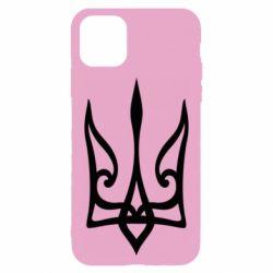 Чохол для iPhone 11 Ukrainian trident