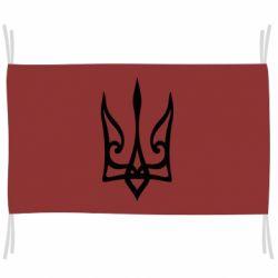 Прапор Ukrainian trident