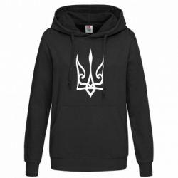 Толстовка жіноча Ukrainian trident
