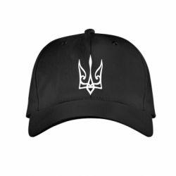 Дитяча кепка Ukrainian trident