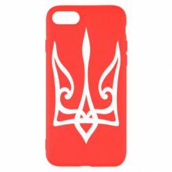 Чохол для iPhone 7 Ukrainian trident