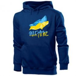 Мужская толстовка Ukrainian Wolf - FatLine