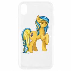 "Чохол для iPhone XR ""Українська конячка"""