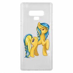 """Чохол для Samsung Note 9 """"Українська конячка"""""""