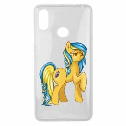 "Чохол для Xiaomi Mi Max 3 ""Українська конячка"""