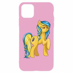 """Чохол для iPhone 11 Pro """"Українська конячка"""""""