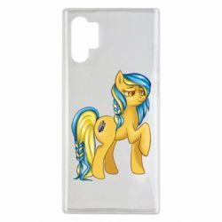 """Чохол для Samsung Note 10 Plus """"Українська конячка"""""""
