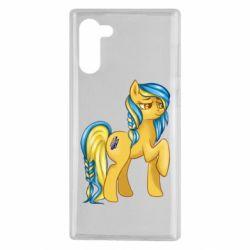 """Чохол для Samsung Note 10 """"Українська конячка"""""""