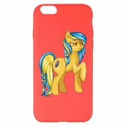 "Чохол для iPhone 6 Plus/6S Plus ""Українська конячка"""