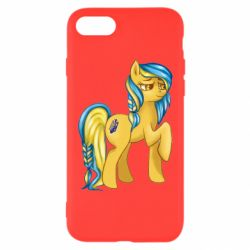 """Чохол для iPhone 7 """"Українська конячка"""""""