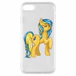 """Чохол для iPhone 8 """"Українська конячка"""""""
