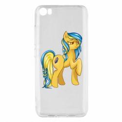 "Чохол для Xiaomi Mi5/Mi5 Pro ""Українська конячка"""