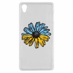 Чехол для Sony Xperia Z3 Українська квітка - FatLine