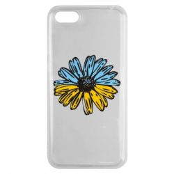 Чехол для Huawei Y5 2018 Українська квітка - FatLine