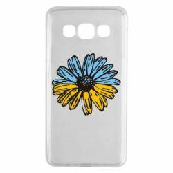 Чехол для Samsung A3 2015 Українська квітка