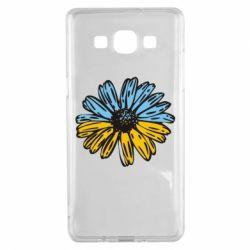 Чехол для Samsung A5 2015 Українська квітка