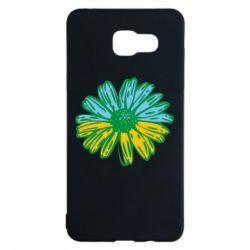 Чехол для Samsung A5 2016 Українська квітка