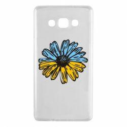 Чехол для Samsung A7 2015 Українська квітка