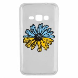 Чохол для Samsung J1 2016 Українська квітка