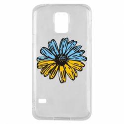 Чехол для Samsung S5 Українська квітка