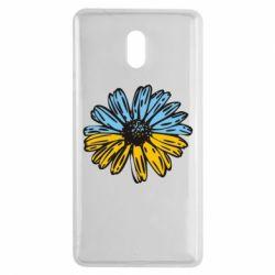 Чехол для Nokia 3 Українська квітка - FatLine