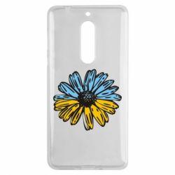 Чехол для Nokia 5 Українська квітка - FatLine