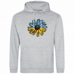 Чоловіча толстовка Українська квітка
