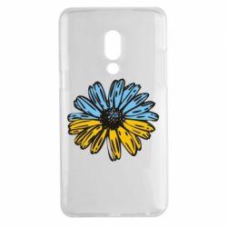 Чехол для Meizu 15 Plus Українська квітка - FatLine
