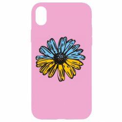 Чохол для iPhone XR Українська квітка