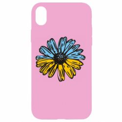 Чехол для iPhone XR Українська квітка