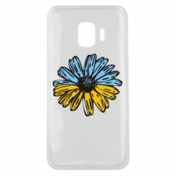 Чехол для Samsung J2 Core Українська квітка