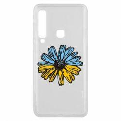 Чехол для Samsung A9 2018 Українська квітка