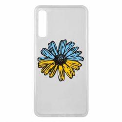 Чехол для Samsung A7 2018 Українська квітка