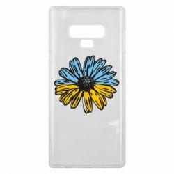 Чехол для Samsung Note 9 Українська квітка