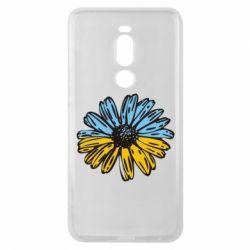 Чехол для Meizu Note 8 Українська квітка - FatLine