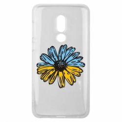 Чехол для Meizu V8 Українська квітка - FatLine