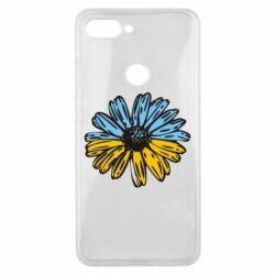 Чехол для Xiaomi Mi8 Lite Українська квітка