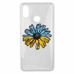 Чехол для Xiaomi Mi Max 3 Українська квітка