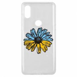 Чехол для Xiaomi Mi Mix 3 Українська квітка