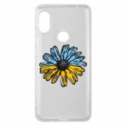 Чехол для Xiaomi Redmi Note 6 Pro Українська квітка