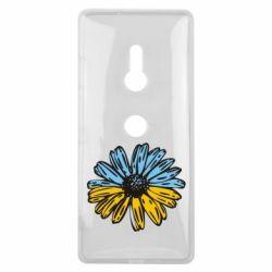 Чехол для Sony Xperia XZ3 Українська квітка - FatLine