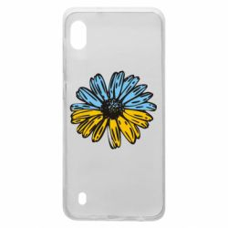 Чехол для Samsung A10 Українська квітка