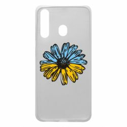 Чехол для Samsung A60 Українська квітка
