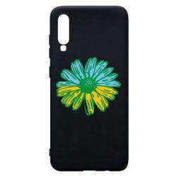 Чехол для Samsung A70 Українська квітка