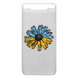 Чехол для Samsung A80 Українська квітка