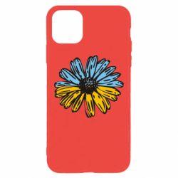 Чехол для iPhone 11 Pro Max Українська квітка