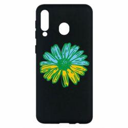 Чехол для Samsung M30 Українська квітка