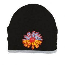 Шапка Українська квітка